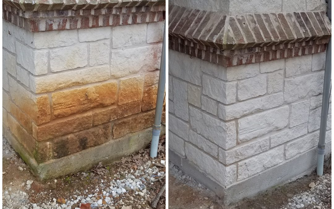 How to Clean Brick Walls